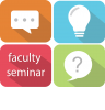 icon for faculty seminar